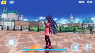 Honkai Impact Mei Ryona