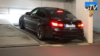 2015 BMW M3 DCT (431hp)   Pure SOUND (1080p)