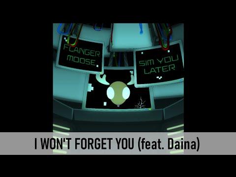 【Daina】 I Won't Forget You 【Original Song】
