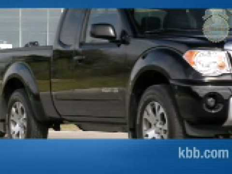 2009 Suzuki Equator Review - Kelley Blue Book