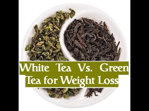 Video Green Tea Vs White Tea Health Benefits