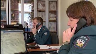 Налоговая служба проводит консультации по телефонам «горячей линии»