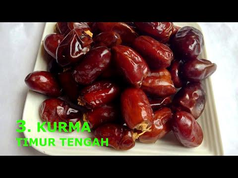 Video 8 Makanan - Minuman Bulan Ramadhan