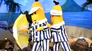Paper Chase - Classic Episode - Bananas In Pyjamas Official