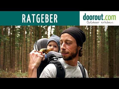 Tipps zur Wanderung mit Kind in der Kindertrage | doorout.com