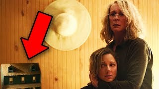 Halloween Full Movie Breakdown - Easter Eggs & Details You Missed!