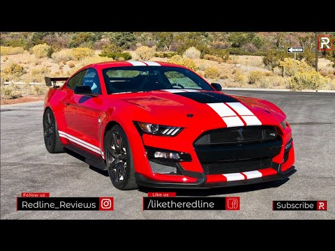 The 2020 Ford Mustang Shelby GT500 Would Make Carroll Shelby Proud