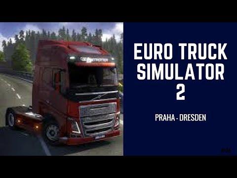 EURO TRUCK SIMULATOR 2 ►  PRAHA - DRESDEN    #06s03
