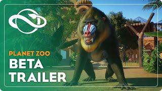 Planet Zoo | Beta Trailer