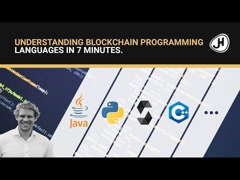 Understanding Blockchain Programming Languages in 7 Minutes.
