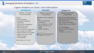 Migrating IBM Cognos Analytics to Cloud