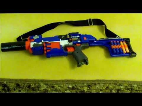 Nerf Stockade Voltage Tuning/Modification/Mod