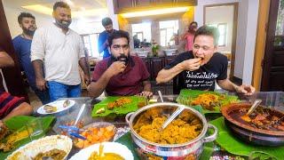 Unique Cassava Beef Ribs!! South Indian Food + Fish Market | Kerala, India!