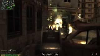 Undead-Talo Cod4 Frag Movie