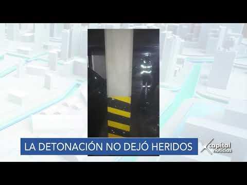 Reportan explosion cerca a Unilago en Bogota