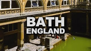 preview picture of video 'Bath, a Historical Spa City in England'