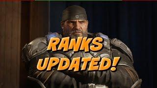 GEARS 5: RANKS UPDATED! GO VOTE!