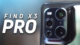 Oppo Find X3 Pro: Tip top