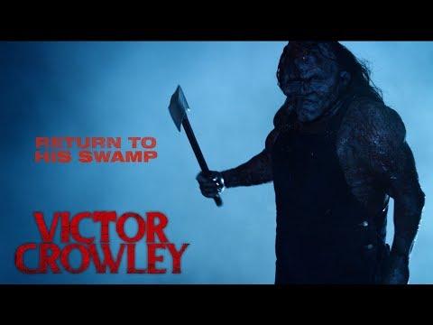 VICTOR CROWLEY (2017) – MLMillerWrites