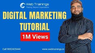 Digital Marketing Tutorial for Beginners - Online Marketing Course - Web Trainings Academy