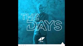 Avicii Feat. Robbie Williams - The Days (Extended Remix)