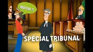 Les 2 Minutes Du Peuple – Spécial Tribunal # 1 – François Pérusse (Europe)