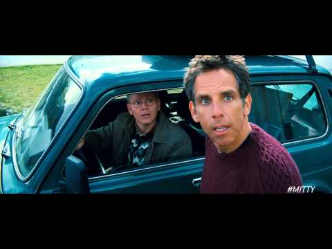 The Secret Life of Walter Mitty Clip 'Eruption'
