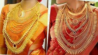 Kerala Hindu Bridal - Wedding- Jewelry Set/ Necklace Set