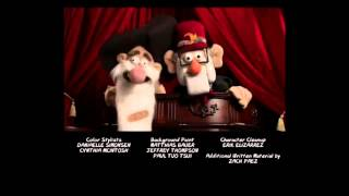 Gravity Falls: Abspann Folge 4 Staffel 2 [HDDE]