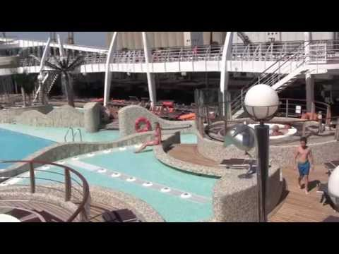 Cruise Ship Review: MSC Splendida, Western Mediterranean – July 2014