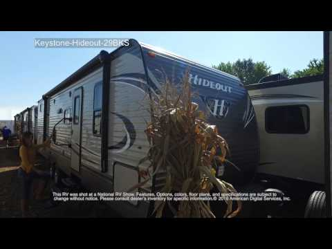 2019 Keystone RV Hideout 29BKS at Campers RV Center, Shreveport, LA 71129
