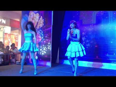 Barbie Princess and the Popstar Tori Here I Am Video