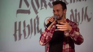 Как снять полнометражный фильм без денег? | Vladimir Teterev | TEDxPloschadMira