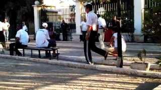 preview picture of video 'pètanque saido et momo fi castor Oran'