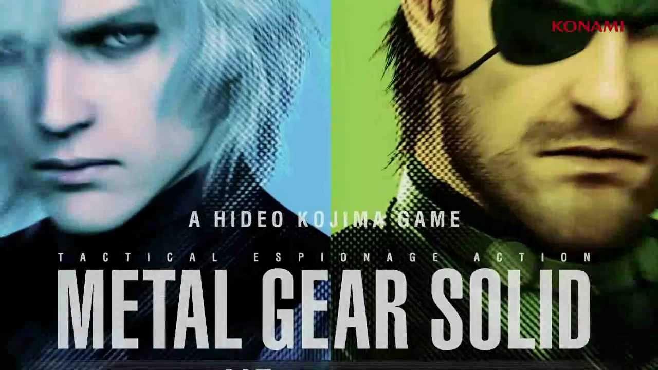 Metal Gear Solid HD Trailer Sneaks Out