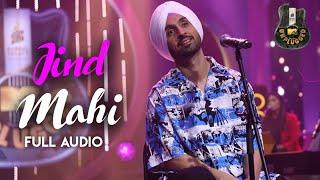 Diljit Dosanjh - Jind Mahi (MTV Unplugged) - Lyrical Video