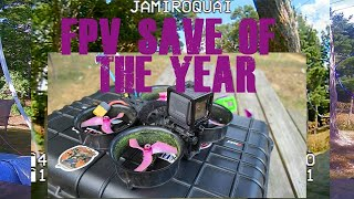 "FPV Save of the Year? Introducing ""Jamiroquai"" Reptile Cloud 149 HD"
