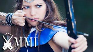 Gambar cover Musica celta irlandesa relajante medieval instrumental gaitas, tambores y flauta de peliculas