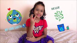 #EarthDay | Happy Earth Day 2020 | Piyali's Special On Earth Day |
