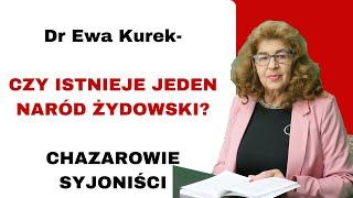 """Dr Ewa Kurek o książce Shlomo Sanda """"Kiedy i jak wynaleziono naród żydowski"""""""