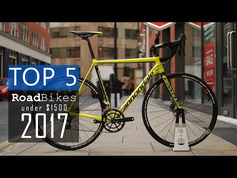 Top 5 – Road Bikes 2017 (under $1500) – Guide and Reviews