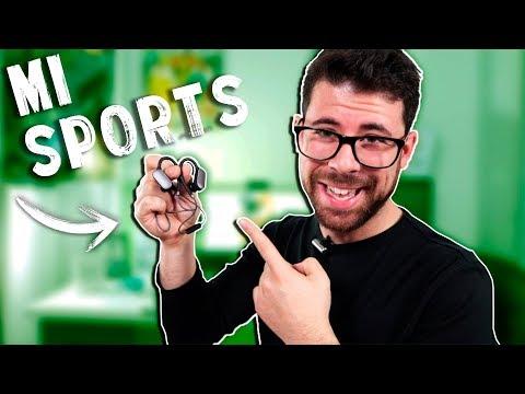 Xiaomi Mi Sports Bluetooth, Los mejores auriculares deportivos!