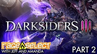 Darksiders III - The Dojo (Let's Play) Part 2