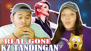 KZ Tandingan - Real Gone | Episode 8 The Singer 2018 | COUPLES REACTION