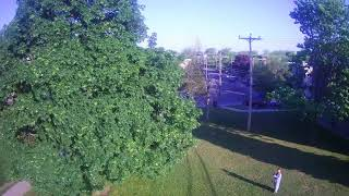 Drone: Hubsan x4, Range Test Again, Morning Flight