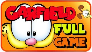Garfield Walkthrough FULL GAME Longplay (PS2, PC)
