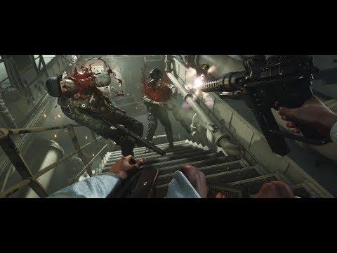 Wolfenstein 2 The New Colossus 2020 XEON E5 2640 ТЕСТ