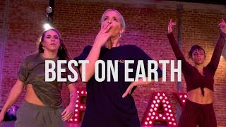 Russ   BEST ON EARTH (feat. BIA) | Nicole Kirkland Choreography