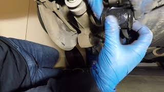 DIY VL●OG: Lexus ES300 Toyota Camry/Avalon/Sienna/Solara Trailing Arm Wheel Hub Creaking Bushing Fix