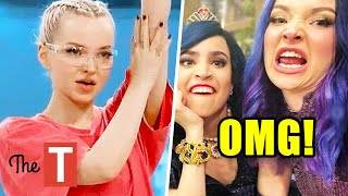 Dove Camerons Funniest Moments On Set Of Descendants 3